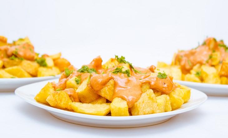 מתכון לטאפאס תפוחי אדמה