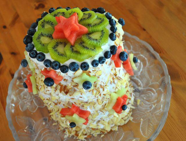 מתכון מיוחד לעוגה מאבטיח