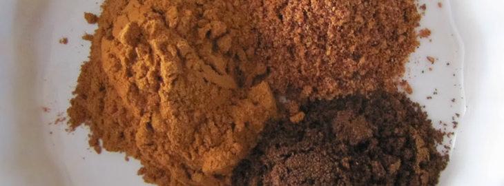 מתכון לתערובת תבלינים עבור תבשילים וקינוחים