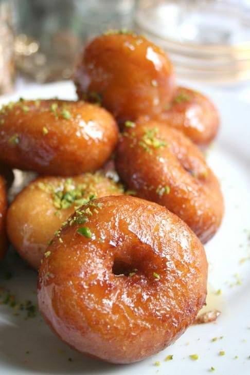 מתכון לעוגיות יו-יו תוניסאיות