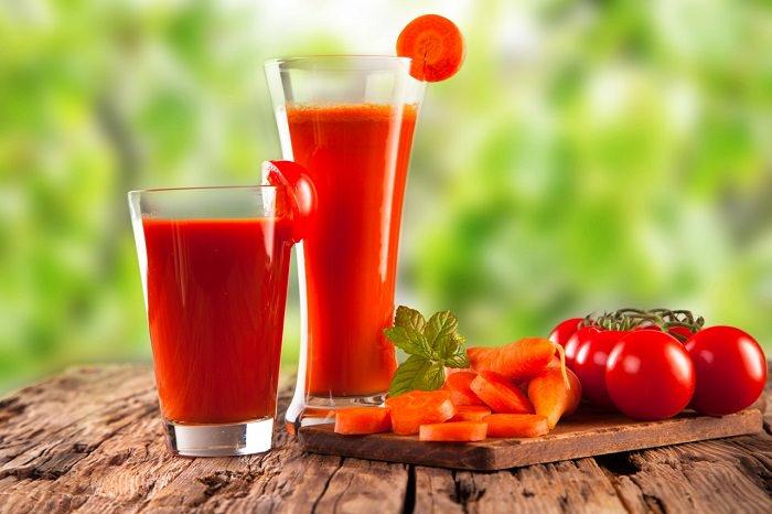 מתכון לשייק ירקות חם